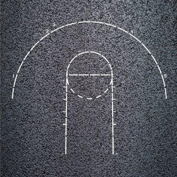 Athletic & Recreational Stencils